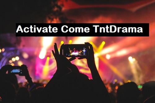 Tntdrama com Activate