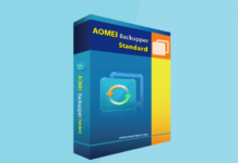 AOMEI Backupper Software