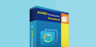 AOMEI Backupper Software