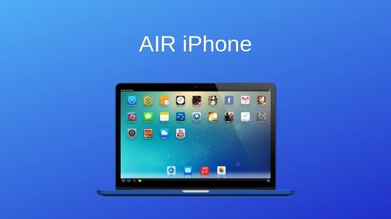 Air Phone emulator