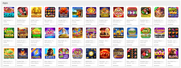 4 Ways to Get Free Money Out of Casino Apps In 2020