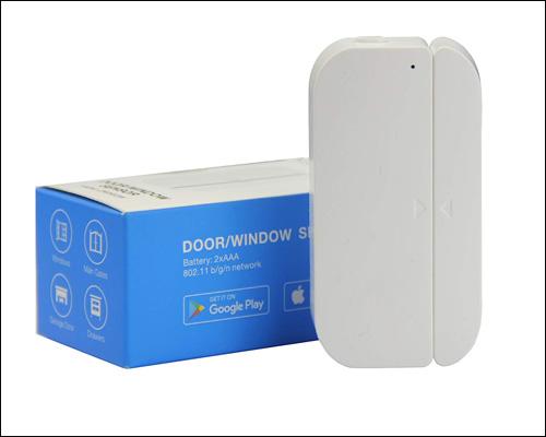 AI-cluster-Wireless-Security-Alarm-Door