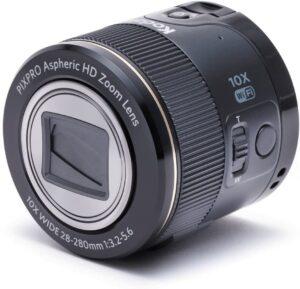 Kodak Pixpro lenses